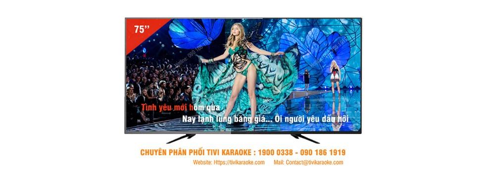 Tivi cường lực karaoke siêu bền, chất lượng, giá tốt nhất