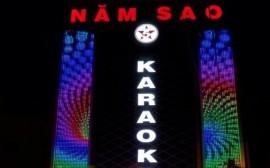 Quán karaoke Năm Sao tại Tp Hà Nội