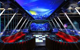 Phong cách thiết kế phòng karaoke bar mini ấn tượng độc đáo