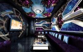 Thiết kế phòng hát karaoke phong cách hiện đại diện tích 35m2