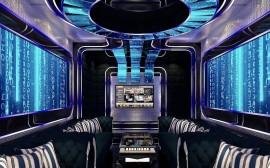 Phân tích thiết kế phòng hát Karaoke phong cách Bar mini đẹp
