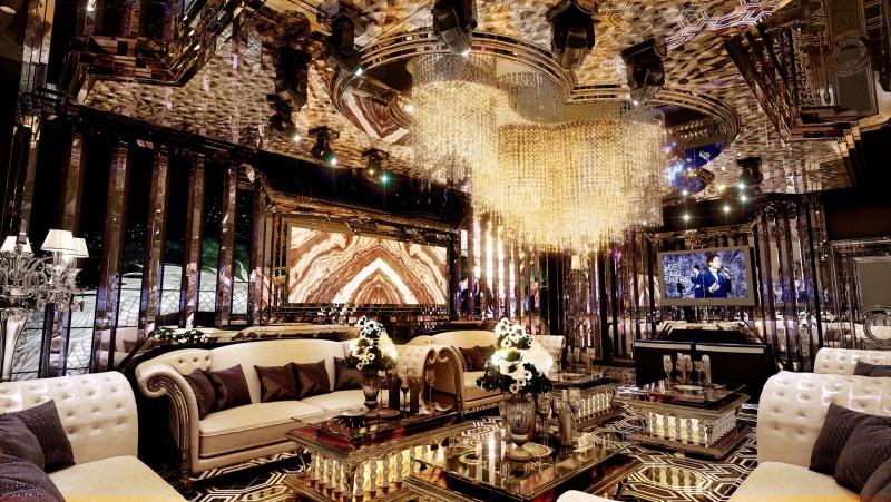 Thiết kế phòng hát karaoke luxury đẳng cấp