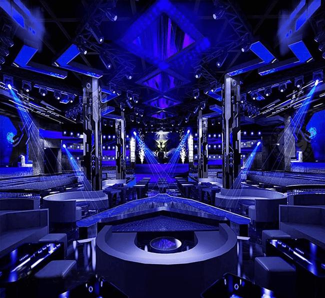 Mẫu quán bar thiết kế ấn tượng