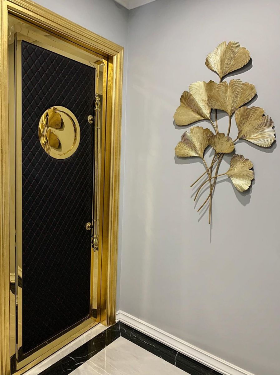 Mẫu cửa phòng karaoke đẹp lịch sự