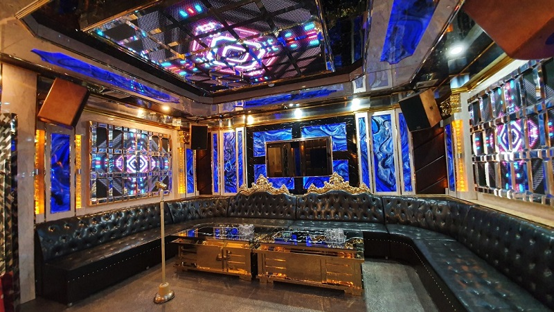 Phòng hát karaok Vip 11
