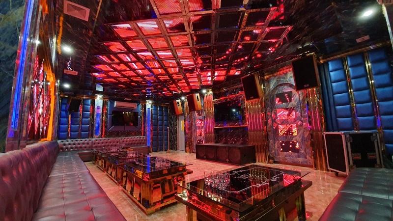 Phòng karaoke Vip 15