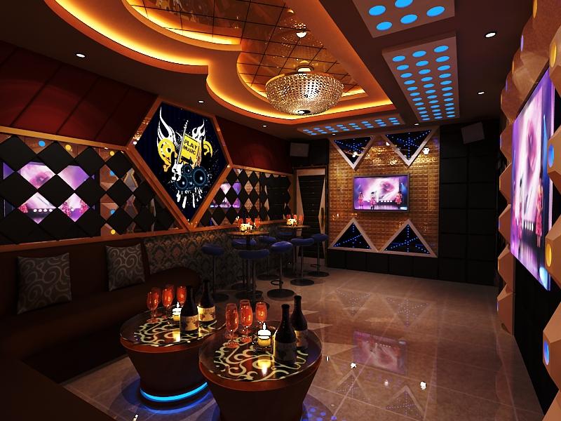 Phòng hát karaoke gia đình 20m2