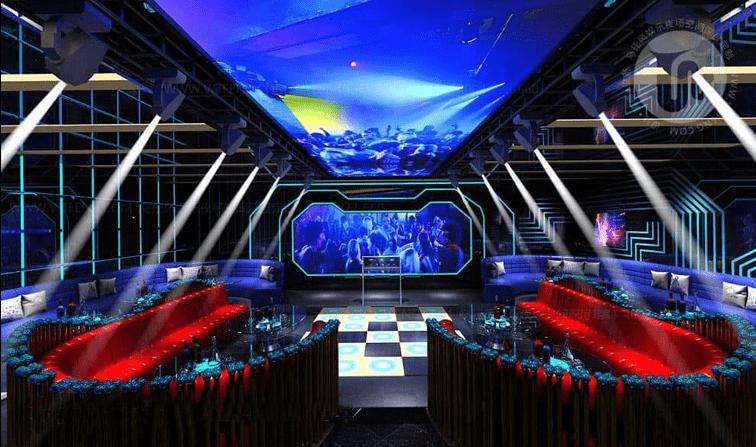 Thiết kế karaoke đẹp ấn tượng