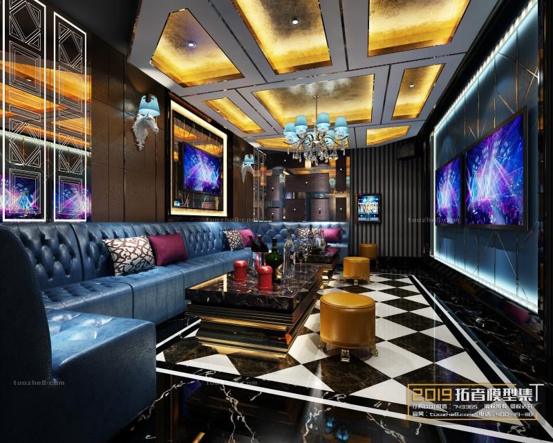 Thiết kế phòng hát karaoke sang trọng đẹp nhất Hà Nội