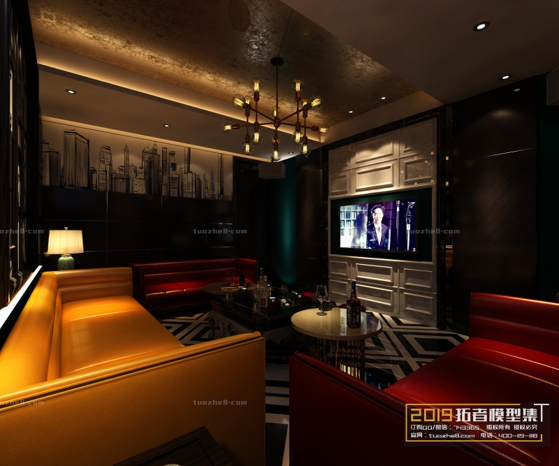 Phòng hát karaoke đẹp ấn tượng