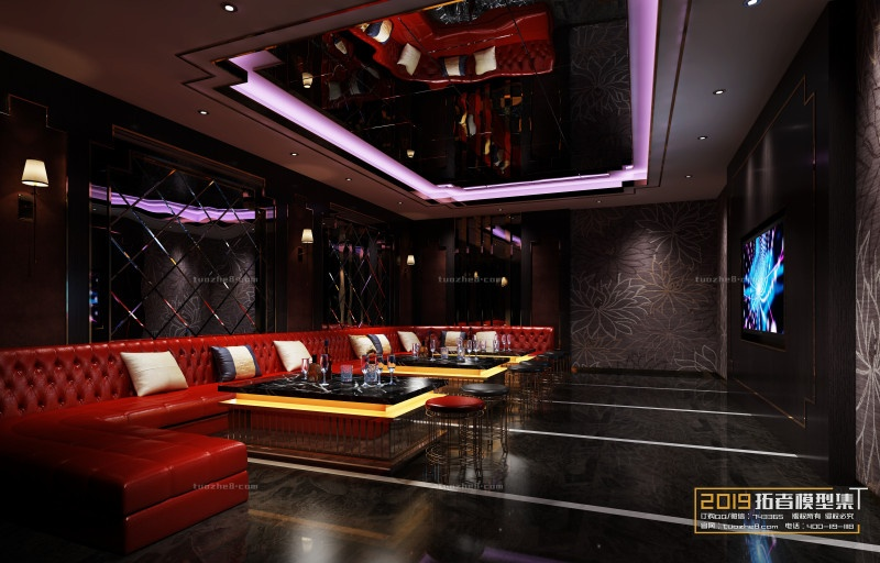 Thiết kế phòng hát karaoke ấn tượng sang trọng
