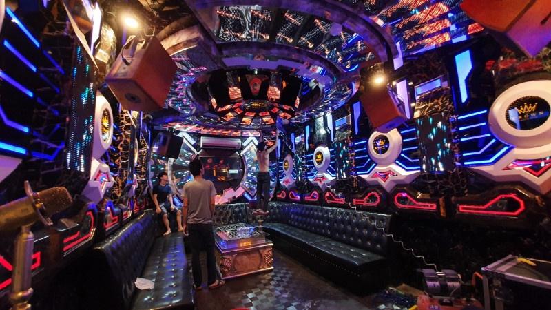 Phòng hát karaoke VIP 04