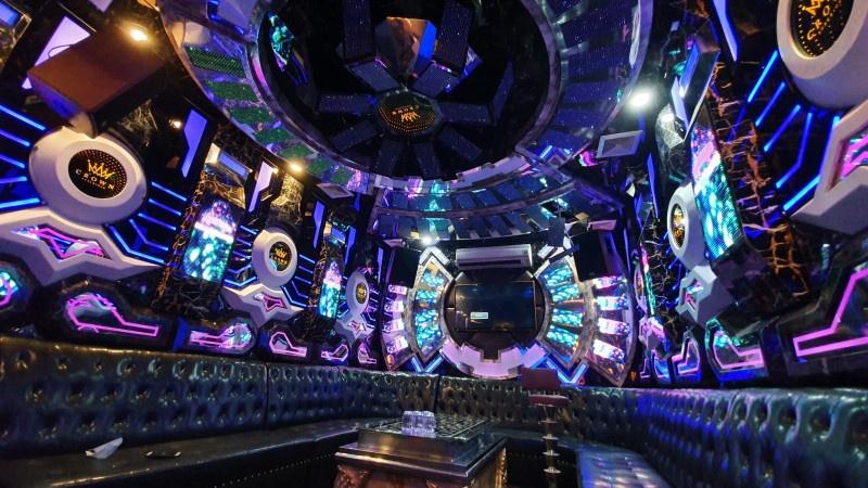Phòng hát karaoke VIP 02