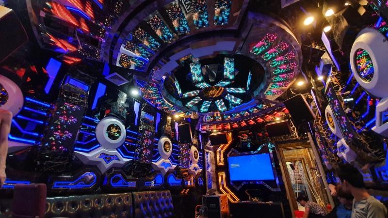 Phòng hát karaoke VIP 01