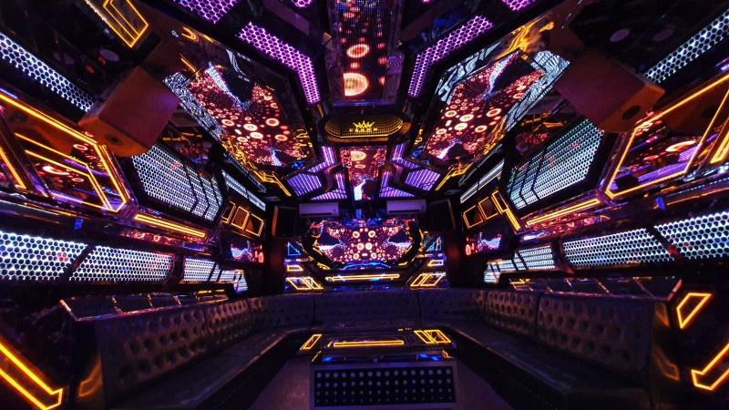 Phòng hát karaoke hiện đại Vip 02
