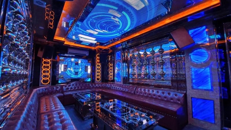 Phòng hát karaoke VIP 10