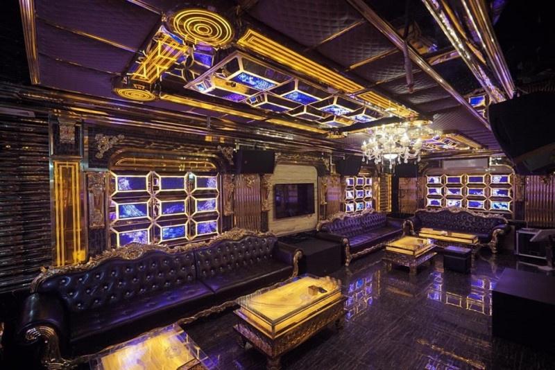 Phòng hát karaoke VIP 12