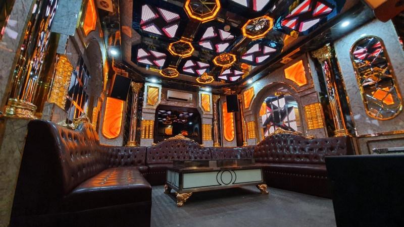 Phòng hát karaoke VIP 09